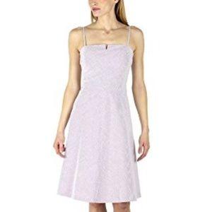 Isaac Mizrahi for Target Striped Seersucker Dress